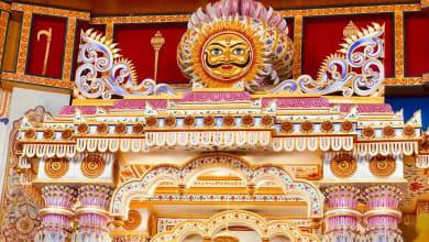 Ganapati celebration in Pune