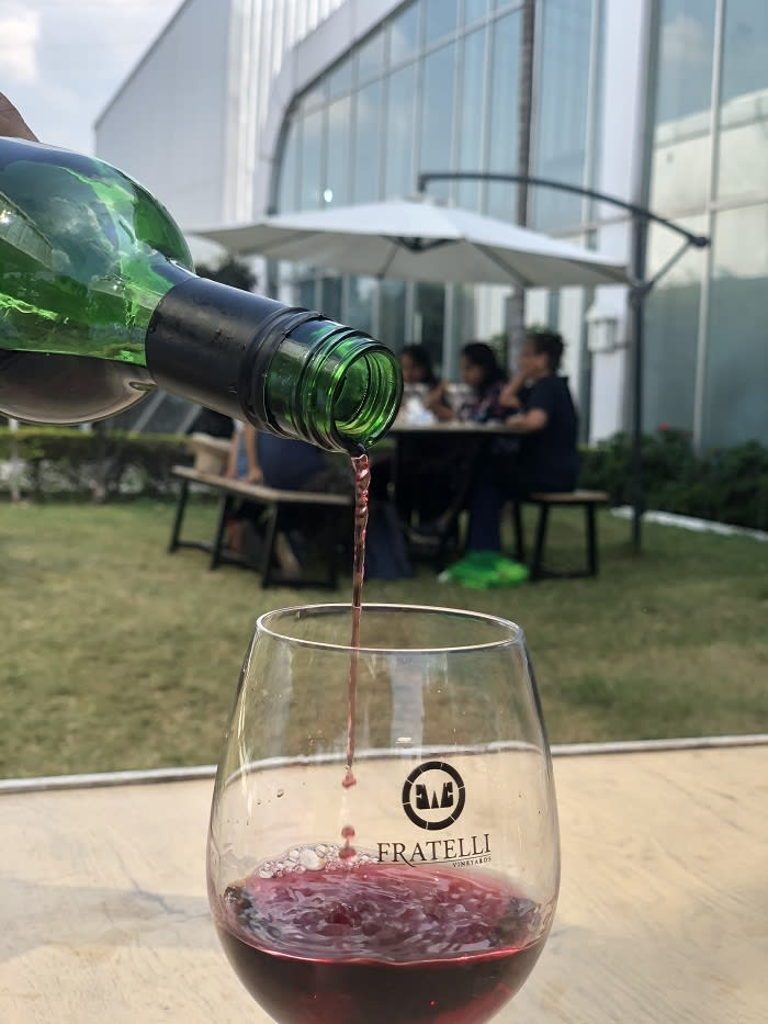Fratelli Wine tasting Experience - Pune places to see