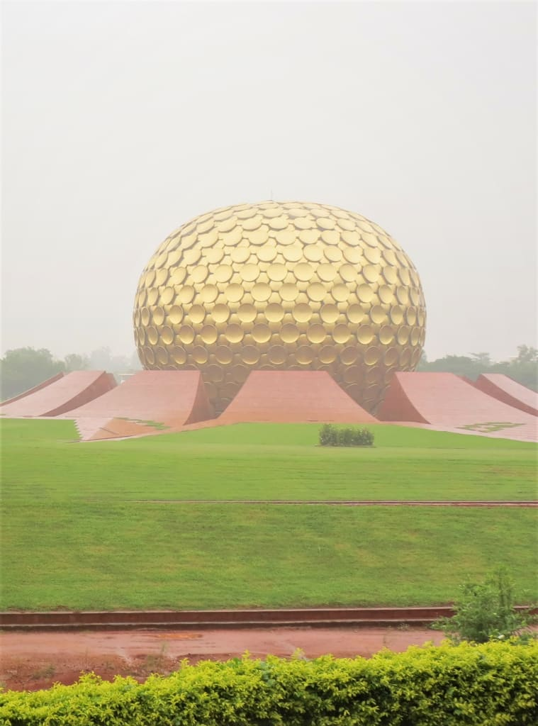 Things to see in Puducherry - Auroville