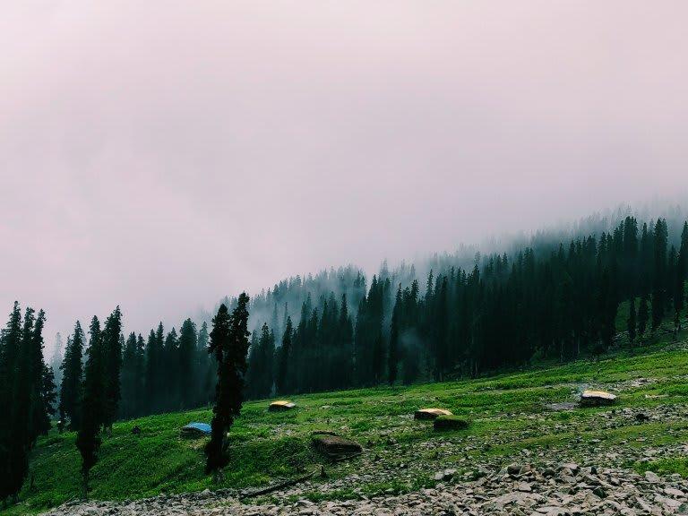 Kashmir great ;lakes