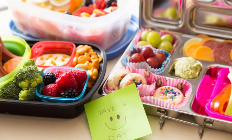 Kickass Ideas for Kids' Lunch box
