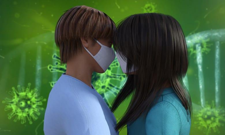 Quarantine is couple friendly