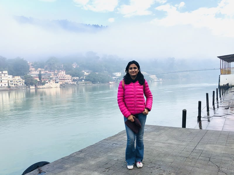 7 Reasons why I decided to go on a solo trip: Rishikesh