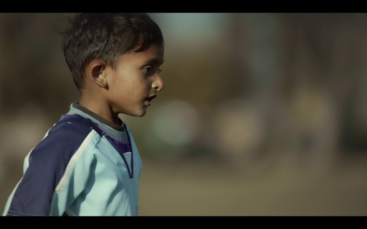 Laddoo – Football Dreams in the making