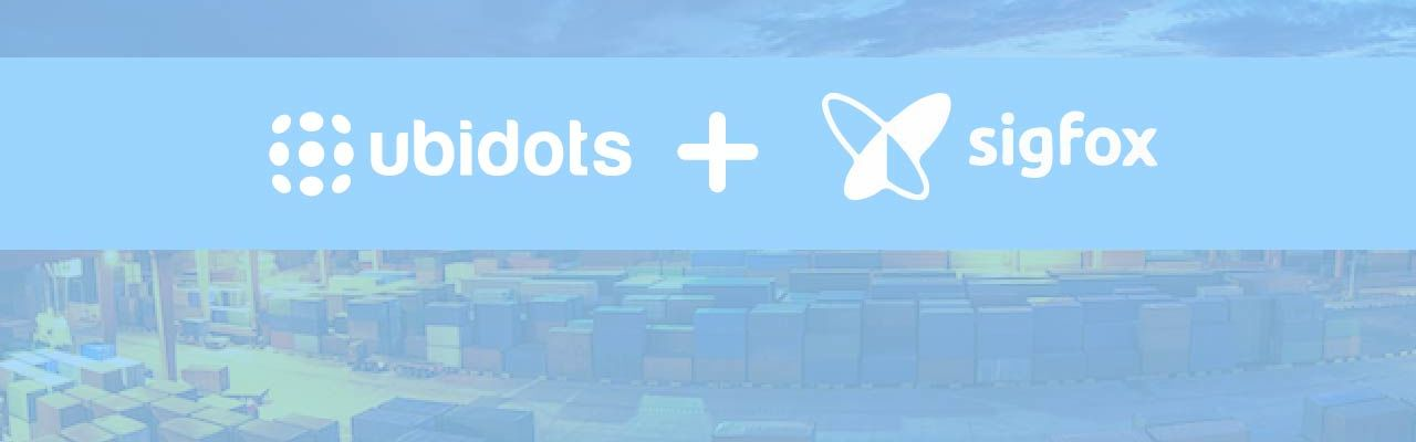 UBIDOTS & SIGFOX