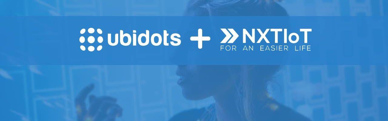 NXTIoT AND UBIDOTS