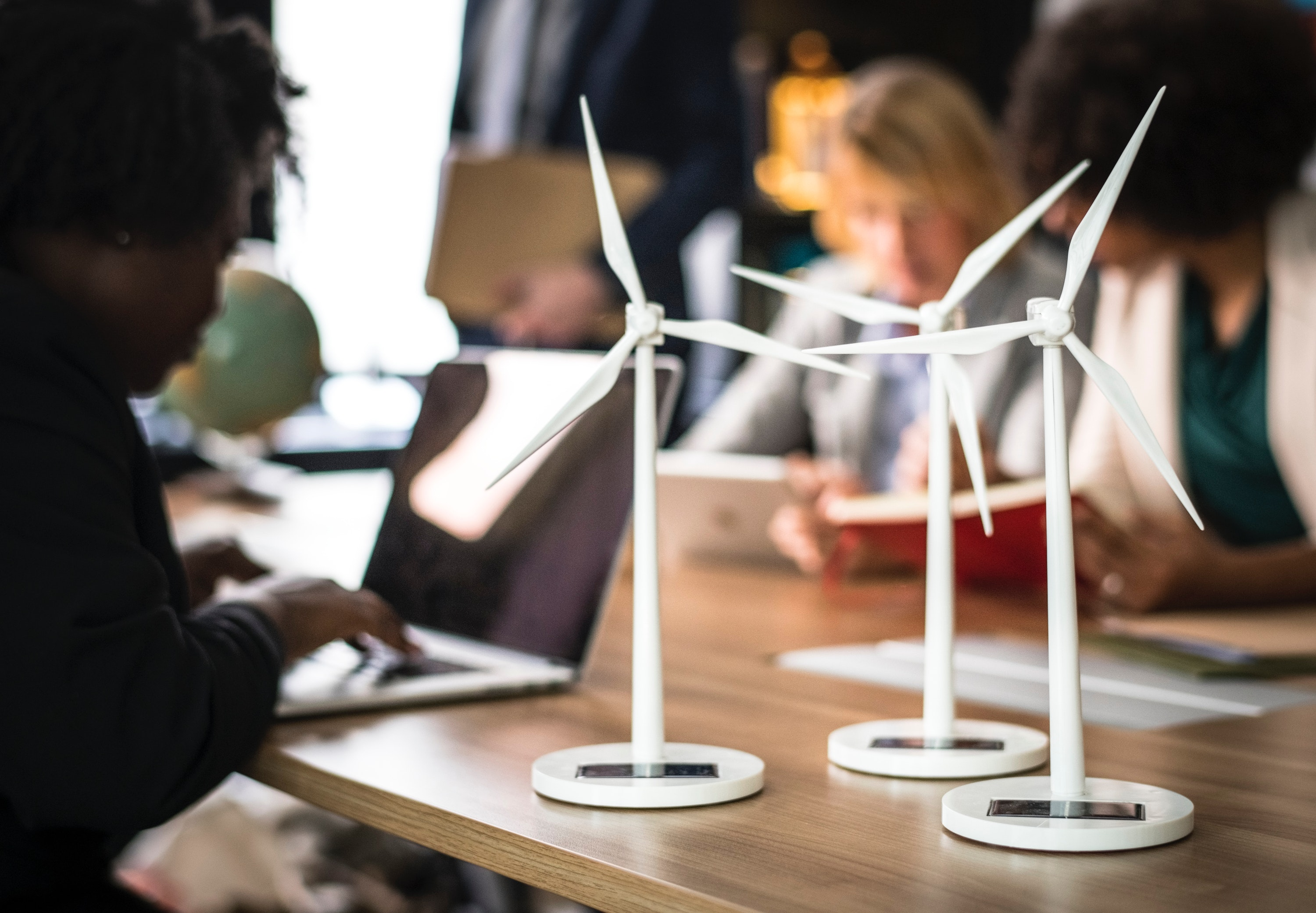 Using IoT to Combat Climate Change