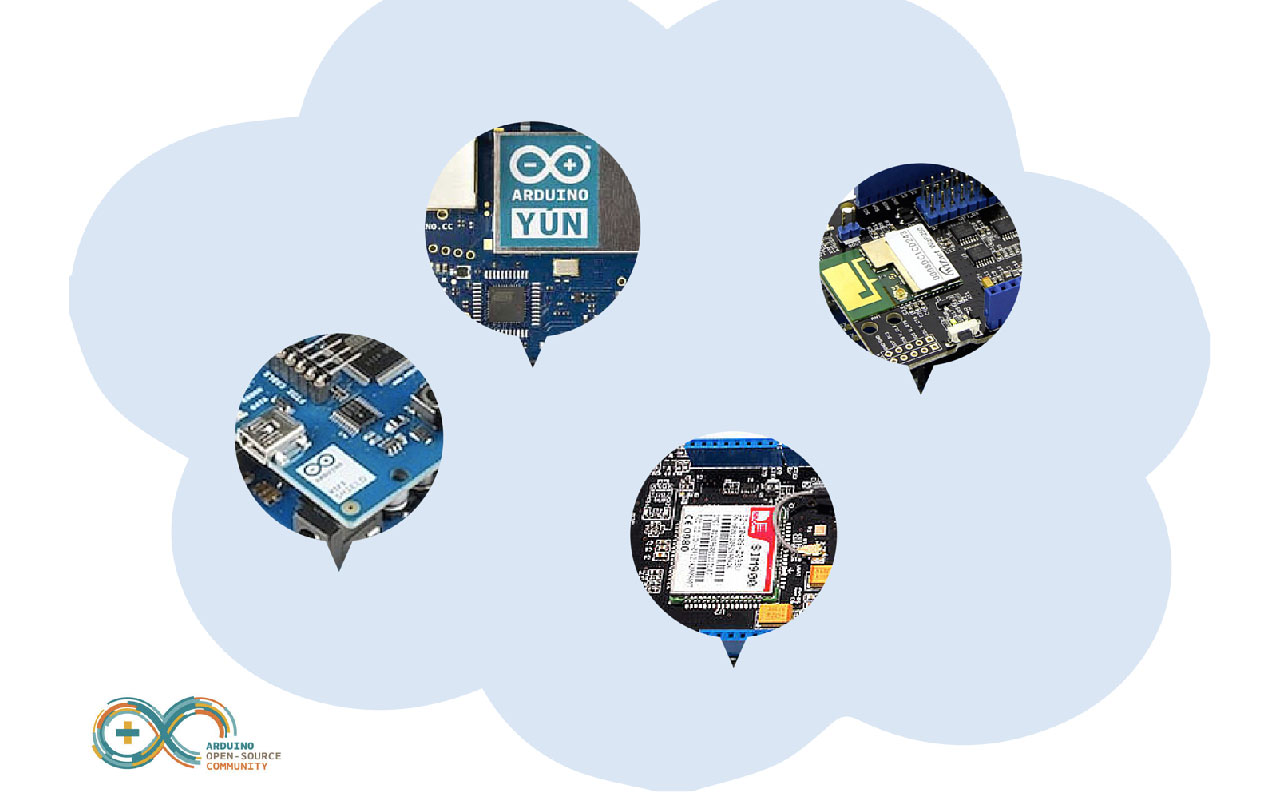 Building the Internet of Things using Arduino