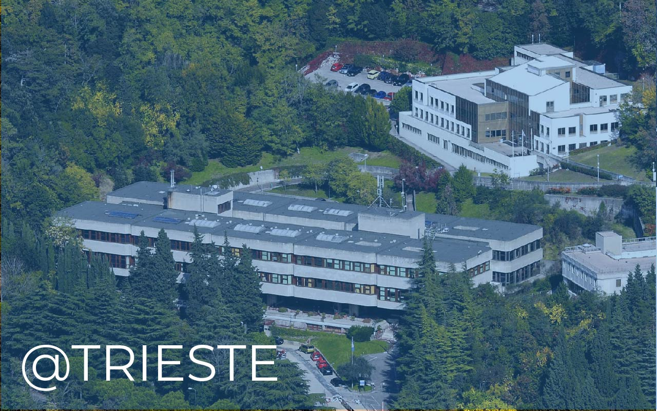 Scientific Applications for the IoT @ Trieste, Italy