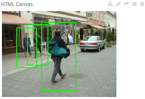 People Counting with OpenCV, Python & Ubidots