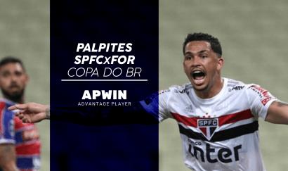 Palpite para São Paulo x Fortaleza | Oitavas de final da Copa do Brasil 2020 - Jogo de volta