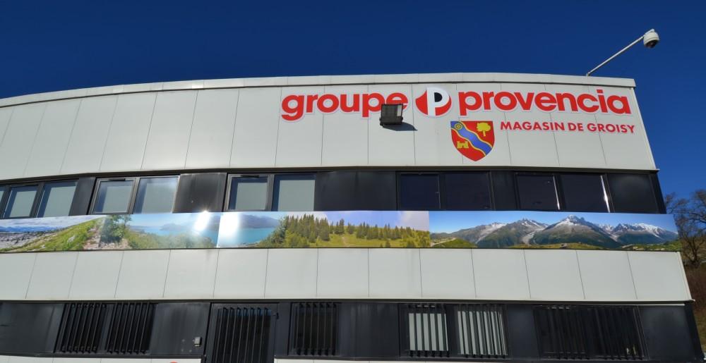 façade Provencia