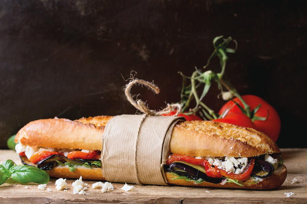 coffebreak sandwich
