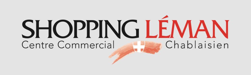 logo shopping léman