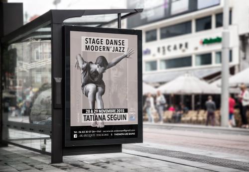 campagne stage de danse Tatiana Seguin