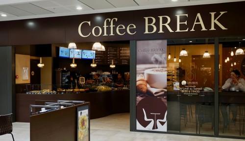 Décoration des restaurants Coffee Break