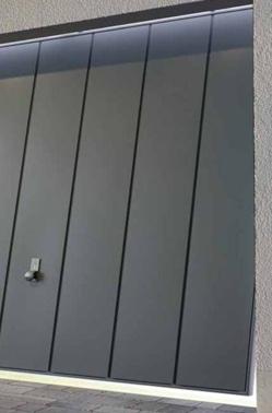 portes de garage Hormann vendues par Ouver'tür