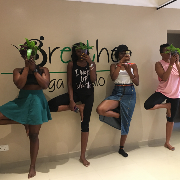 Breathe Yoga Studio