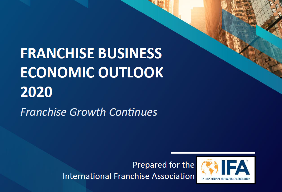 Franchise Business Economic Outlook 2020