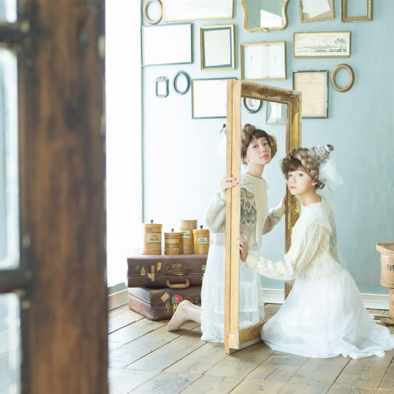 倫子ちゃん鏡