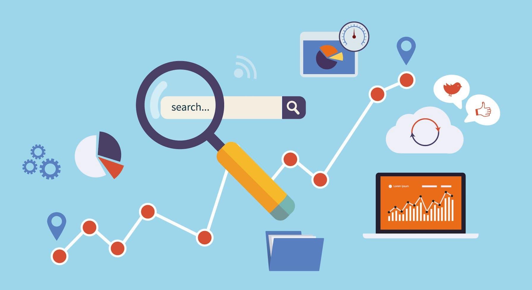 indikator search engine optimization