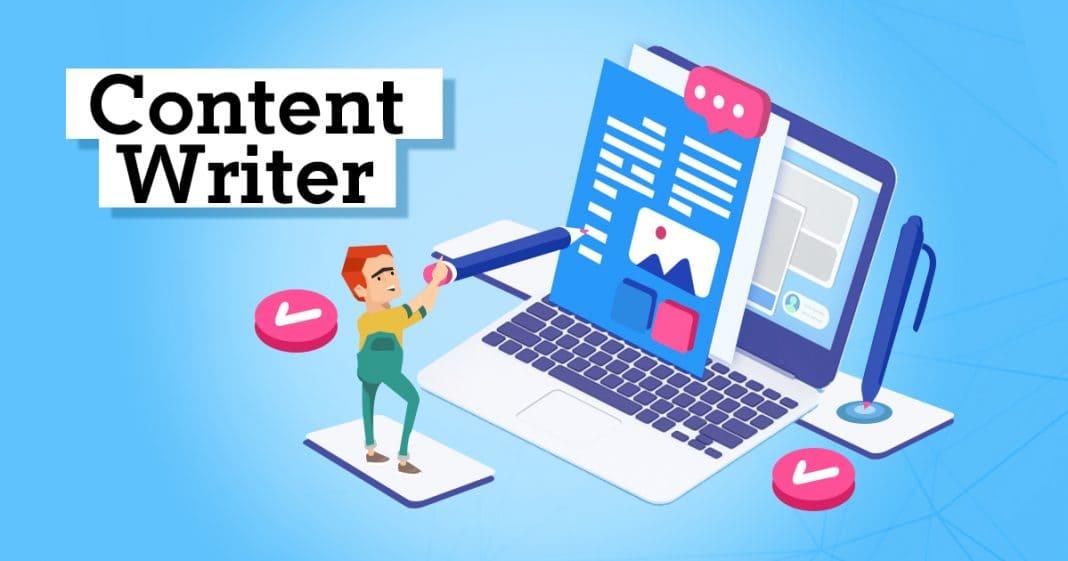peluang bisnis online content writer