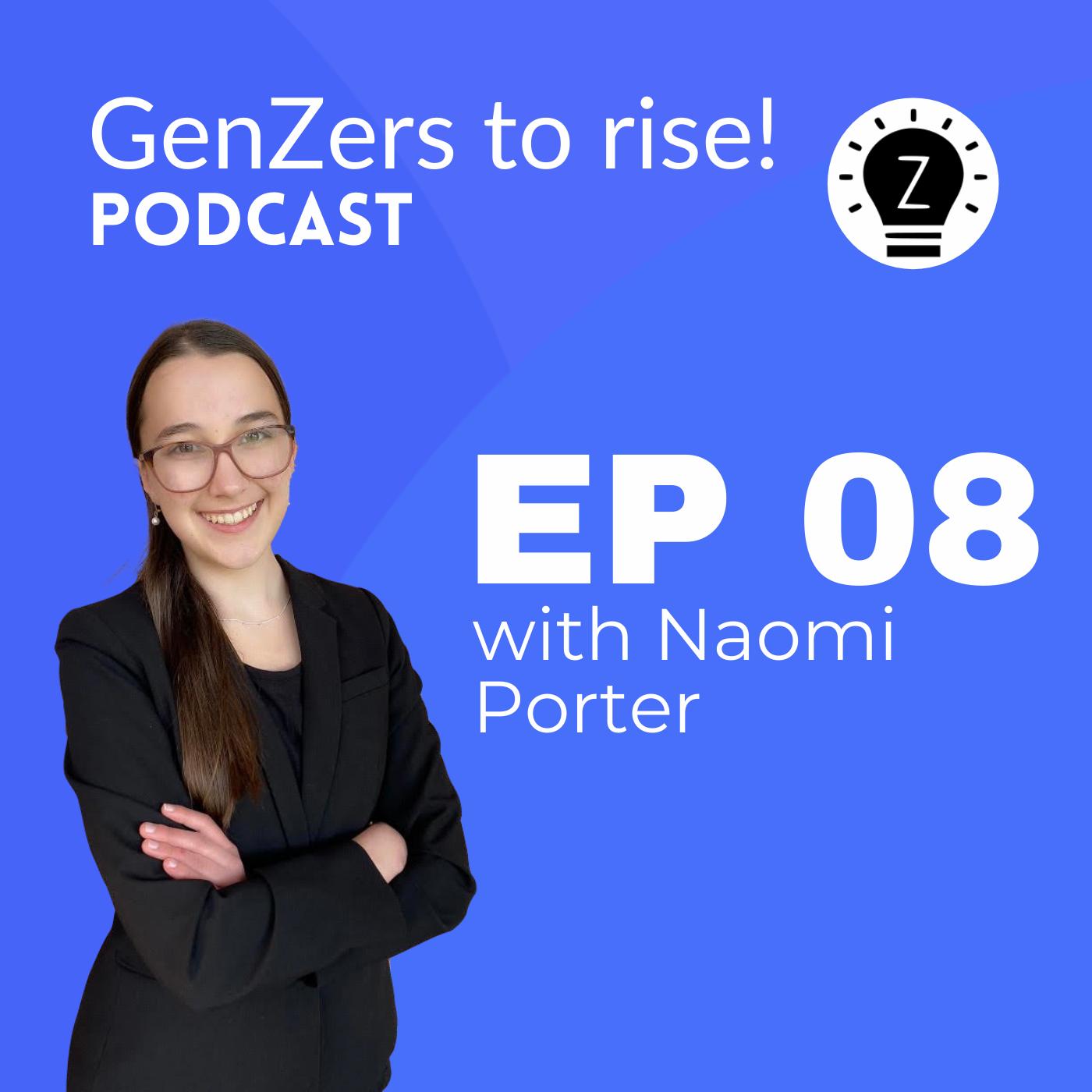Ep 8: Making entrepreneurship equitable with Naomi Porter