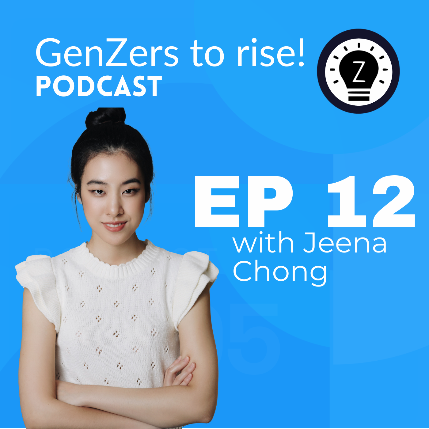 Ep 12: Building a clean vegan skincare brand while in college with Jeena Chong - GenZers to rise! Podcast