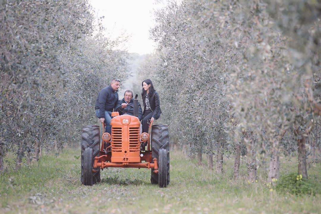 Come nasce l'idea dell'Agriturismo Biorussi