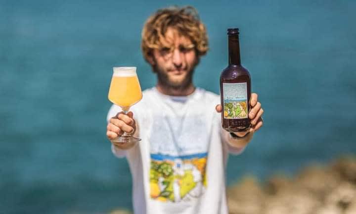 Come nasce l'idea di Birra del Gargano?