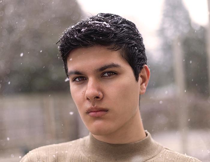 Noah Cordoba Portrait