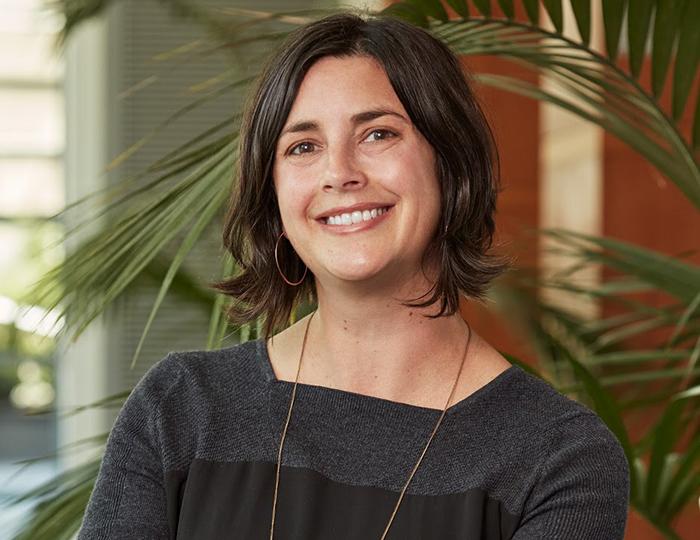 Portrait of Annie Henderson