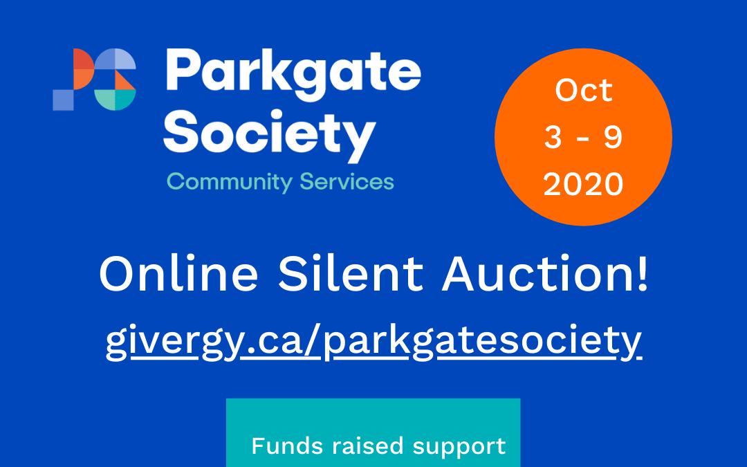 Online Silent Auction