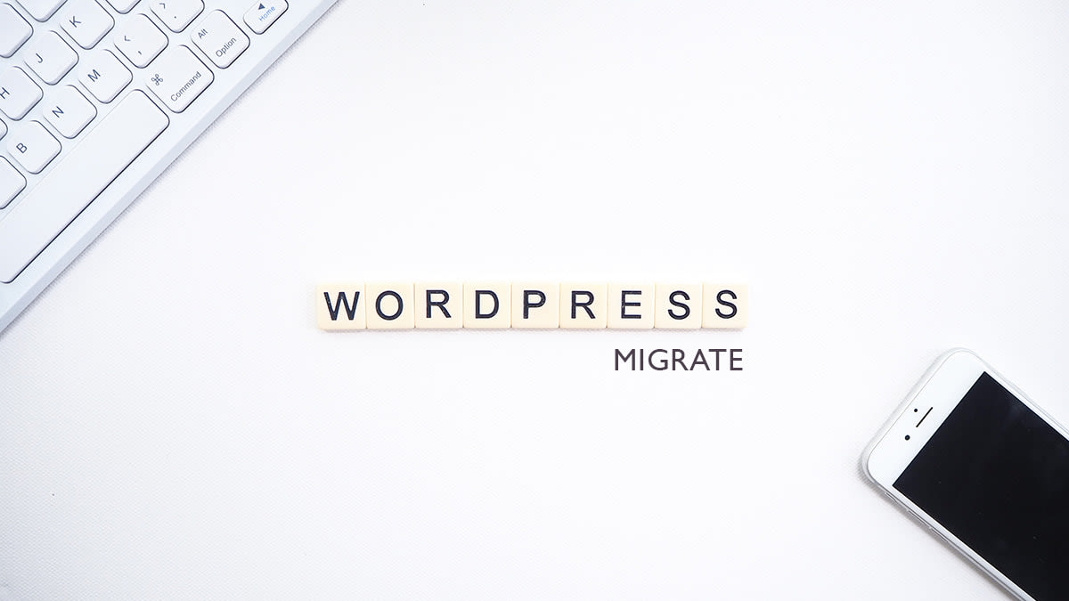 Migrate Small or Big WordPress sites