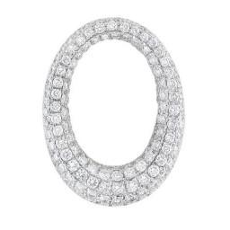 Tapered Baguette Diamond Earrings