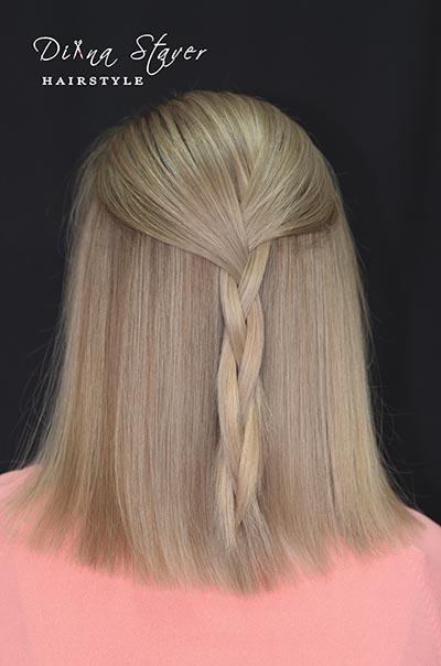Haircut & Hair color