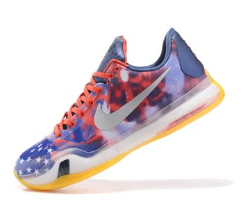 Nike Men's Kobe X Low Basketball Shoes