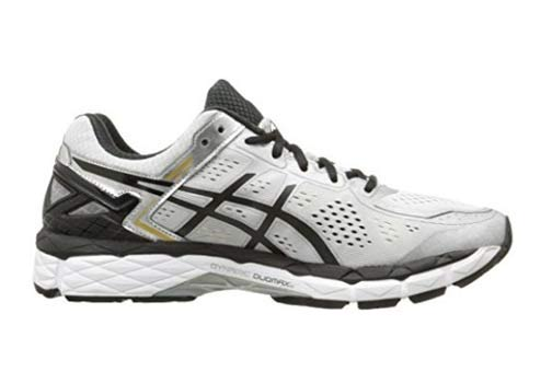 reviews of Asics gel Kayano 22 running shoe