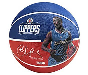 Spalding NBA Player Basketball