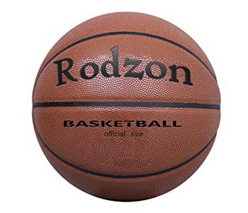 Rodzon Basketball Outdoor Indoor Game Basketball