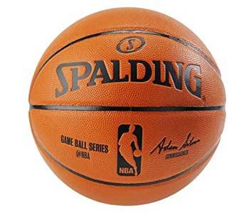 Spalding NBA Indoor Outdoor Replica Game Ball