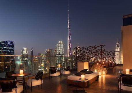 Dubai Reinnasance Hotel