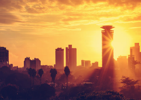 Marvellous Nairobi Peach