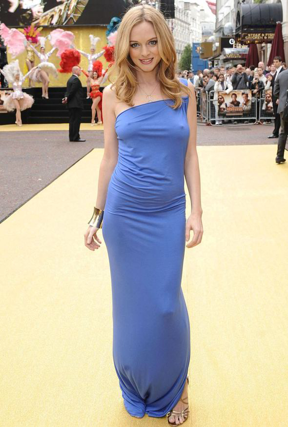 actress Heather graham