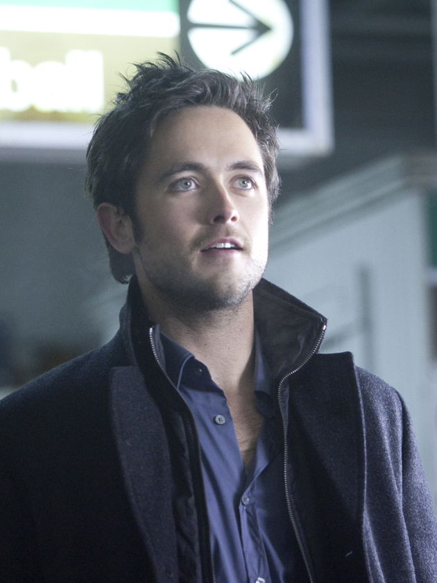 justin chatwin height