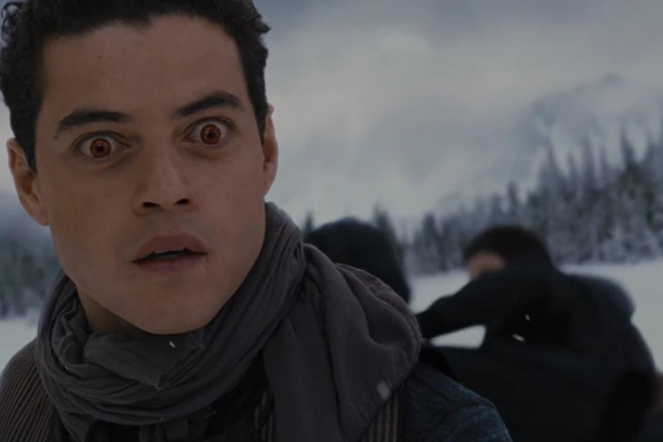 Netflix Movies Starring Rami Malek