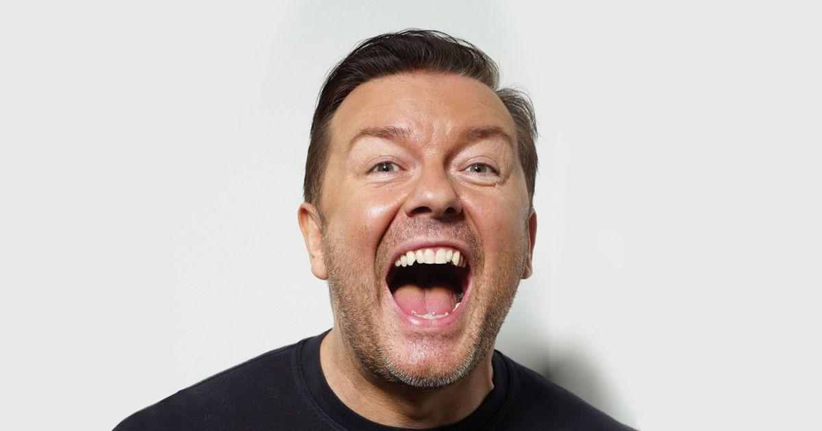 Ricky Gervais on gaining conservative fans after slamming ... |Ricky Gervais Movies