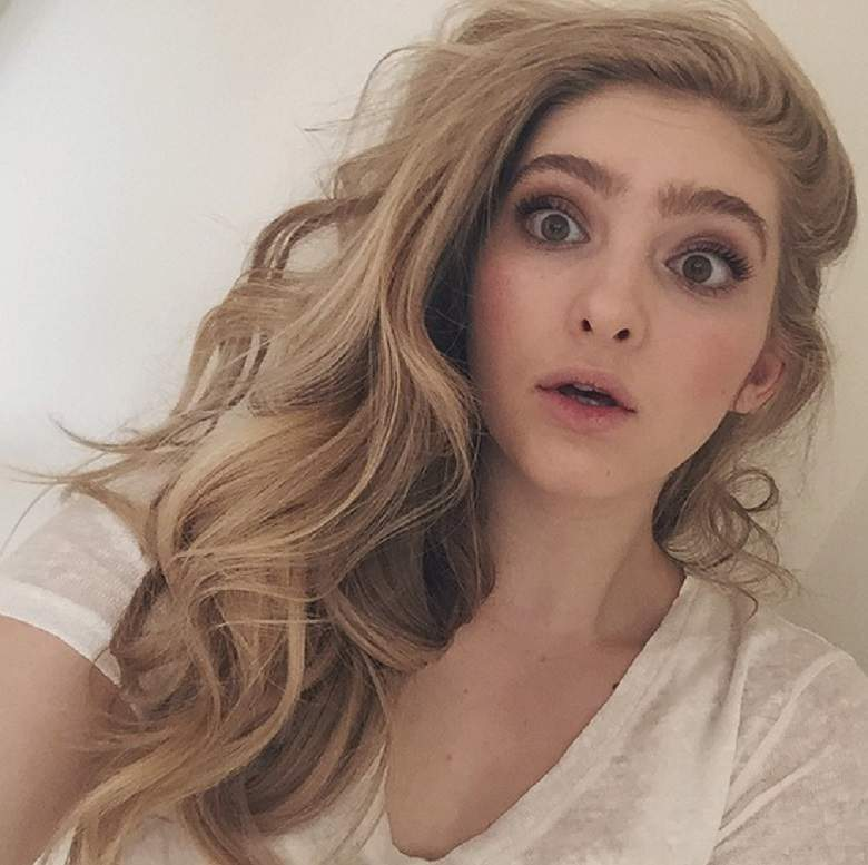 willow shields age