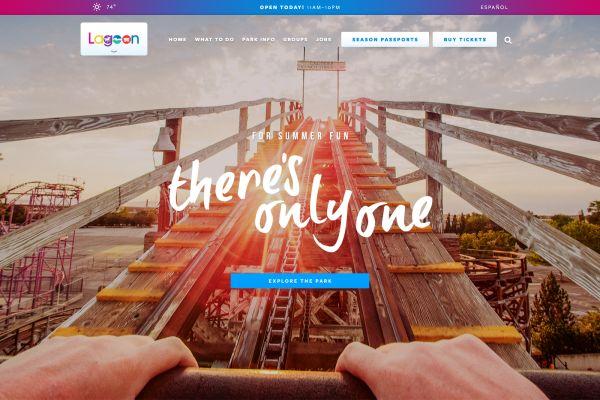 Lagoon Website
