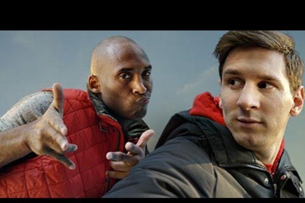 Turkish Airlines - Kobe vs. Messi: The Selfie Shootout